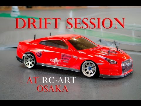 Drift69 - Drift Session at RC-Art, Osaka