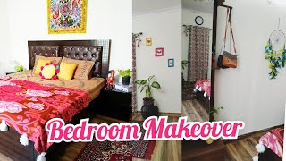 Bedroom Makeover Under Budget || DIY Ideas To Decorate A Bedroom || All About Lifestyle