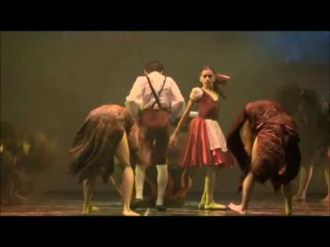 Sue Vassallo: Theatre Dance: Hansel and Gretel - The Witches (open jazz class)
