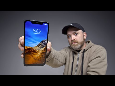 Xiaomi Poco F1 (8GB) Review Videos