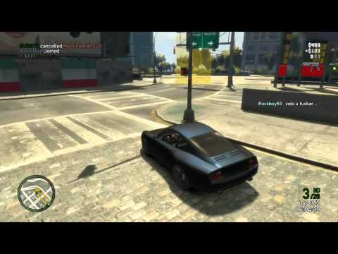 GTA IV/EFLC: Rockstar Social Club Multiplayer Event - 5 Races!  - [December 2, 2011]