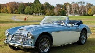1965 Austin Healey 3000 Mk III BJ8 Convertible