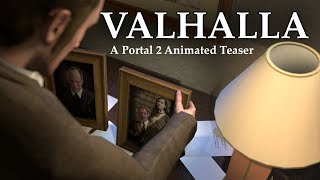 Portal 2: Valhalla (Upcoming Horror Mod Animated Teaser)