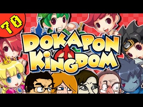 Lets Play Dokapon Kingdom Part 70 (Multiplayer Gameplay) - Heavy Petting