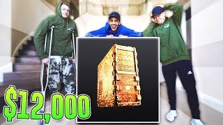 OUR NEW INSANE $12 000 GAMING PC's! thumbnail