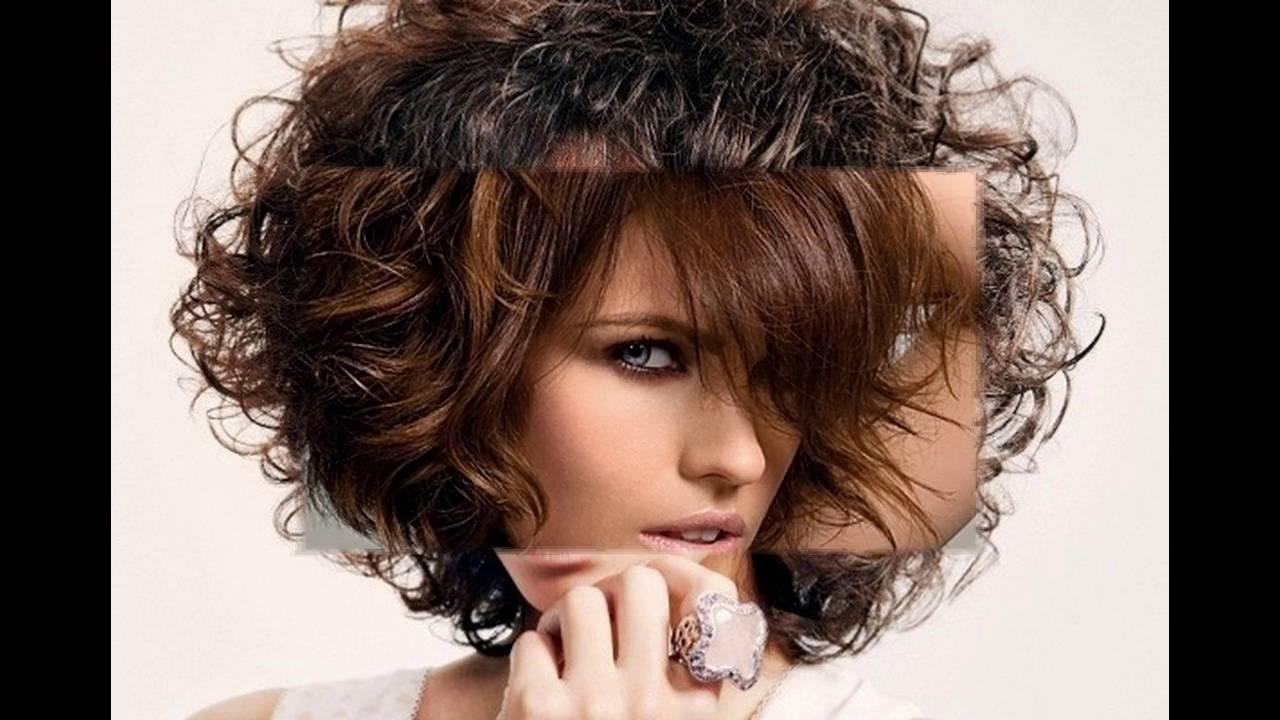 todas las tendencias corte de pelo rizado