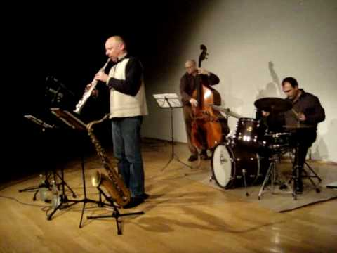Patrick Manzecchi quartet - Blue Train (John Coltrane)