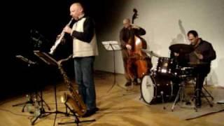 Patrick Manzecchi quartet - Blue Train (John Coltrane)