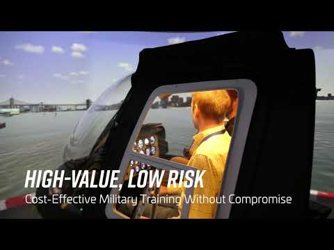 Frasca Military Simulation