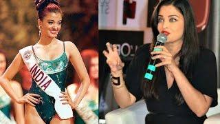 Aishwarya Rai Reacts To Miss World 1994 Bikini Round