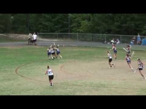 Kristina Sewell #12 2016 Girls Lacrosse Highlight Video