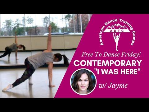 Contemporary Dance Tutorial (Adv/Beg):