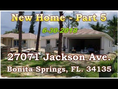NEW HOME PART 5 - 27071 Jackson Ave , Bonita Springs, FL34135