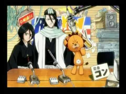 Radio KON Golden with Kuchiki Byakuya & Rukia