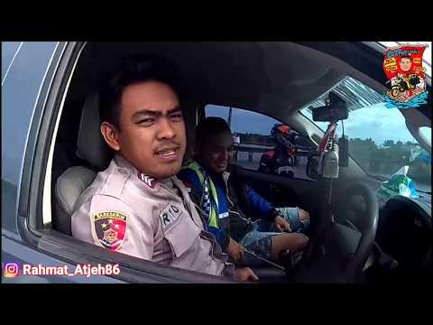 Timika Papua, Dihadang Sama Polisi Dan Suruh Balek Semuanya Yang Hadir, Respect Positif!