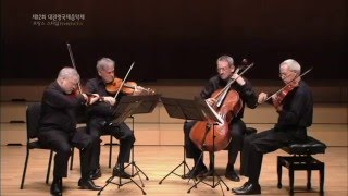 2015 gmmfs 대관령국제음악제 dvořák   string quartet no 13 in g major b 192 op 106