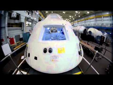 NASA's Mars Spaceship 'Orion'   The Edge