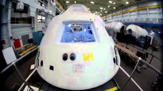NASA's Mars Spaceship 'Orion' | The Edge thumbnail