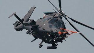 국산 소형 무장헬기(LAH)의 멋진 시범비행 영상,  …