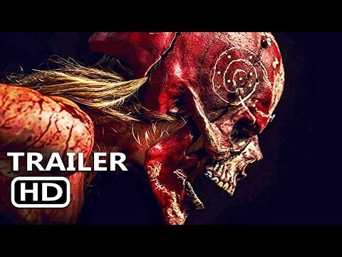 EXTREMITY Official Trailer (2018) Horror Movie