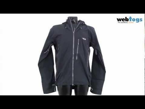 Rab Men's Volt Jacket - Lightweight Pertex Shield Waterproof Jacket