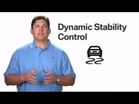 Dynamic Stability Control | BMW Genius How-To