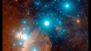 Tajemniczy związek starożytnych cywilizacji zPasem Oriona