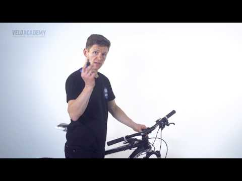 5e25f99917e How To Set Up Your Bike's Seat And Handlebars - YouTube