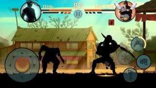 Прохождение мясника в игре бой с тенью 2