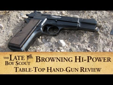 Browning Hi-Power 9mm: Hand-Gun Review