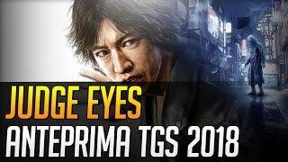 Judge Eyes: anteprima dal Tokyo Game Show 2018