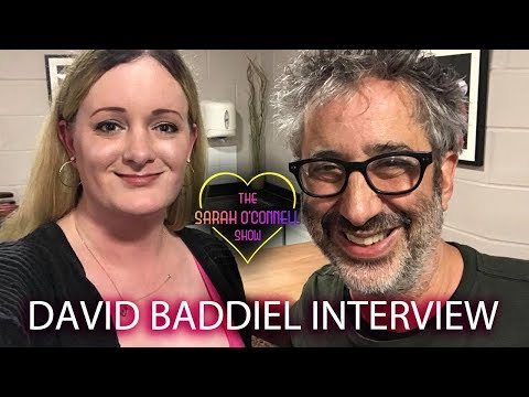 David Baddiel Interview - New Tour, TV Shows, Books & Three Lions!