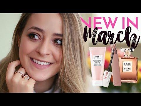 New In Beauty: MARCH | Fleur De Force