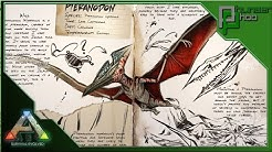Ark Basics PTERANODON - EVERYTHING YOU NEED TO KNOW