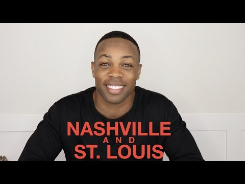 Download Youtube: New Shows:  NASHVILLE & ST. LOUIS
