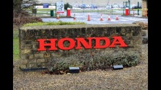 Did Honda Leave Swindon over Brexit?