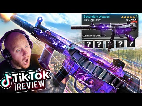 TIKTOK MP5 WITH THE FASTEST TIME TO KILL!! Ft. Nickmercs, Cloakzy & CouRageJD