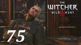 The Witcher 3 Wild Hunt Прохождение Серия 75 (Сыр и Темные Силы)