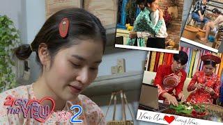 24H Thử Yêu | Mùa 2 | Tập 2: Nam Anh thừa nhận danh tính quý tộc, ăn hỏi cùng soái ca Phương Nam