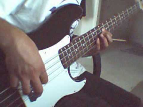 Cult of Luna - Leave Me Here [Bass Cover]