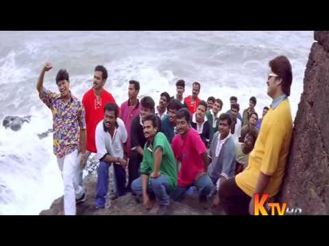 Salomiya Salomiya   Kannethirey Thondrinal 1080p HD Video Song