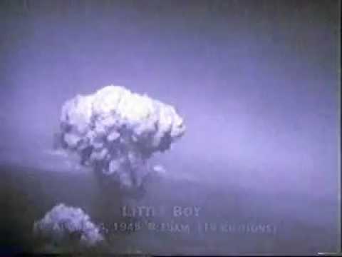 B-29 Enola Gay (Hiroshima Attack)