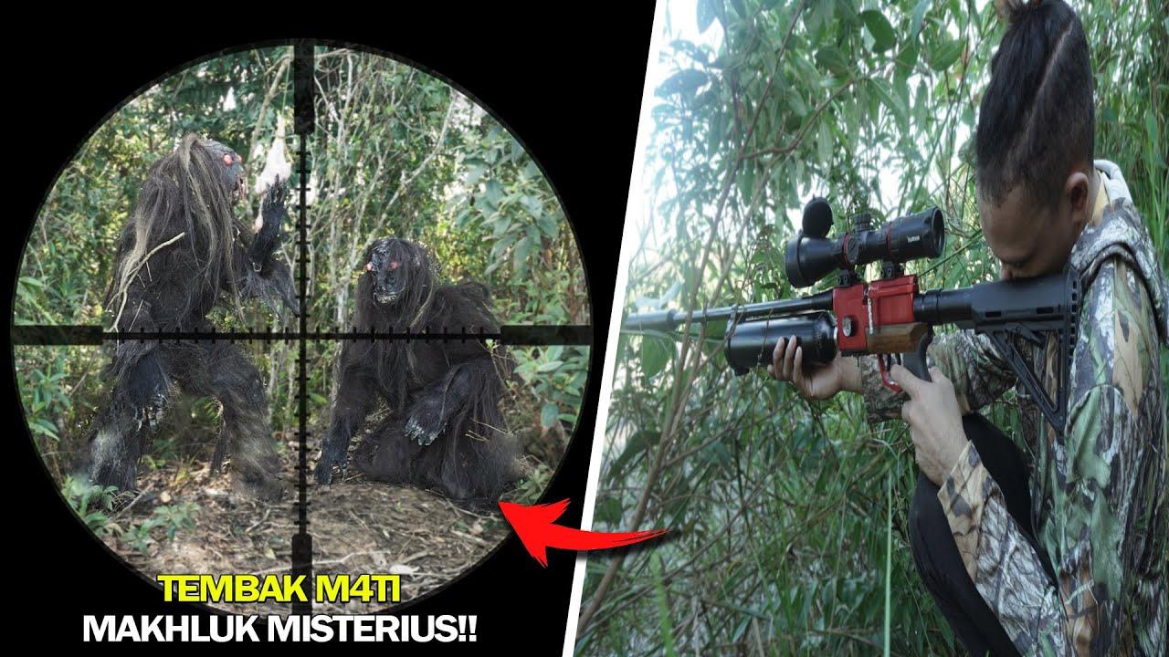 Berbru Di Hutan Angker Nemu Makhluk Ini Langsung Di TEMB4K M4T1 !! Part19