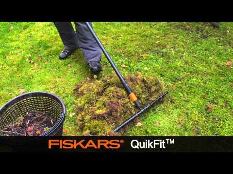 Fiskars QuikFit™ Gather Rake 135514
