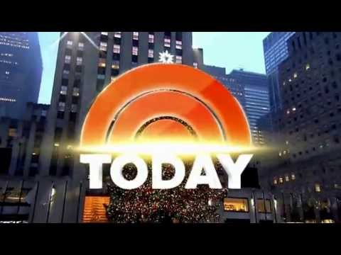 NBC Today show Open - January 1st 2014 (West Coast Feed)