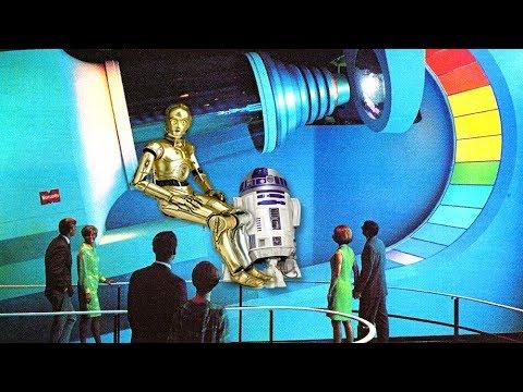 Yesterworld: The Rise & Fall Of Adventure Thru Inner Space - Disneyland's Abandoned Dark Ride