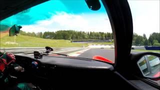 Histocup Red Bull Ring 2016 Günter Schmidt Porsche 911 Rush Hour bei der Classica Trophy