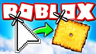 How to change your Roblox CURSOR INTO A CHEEZ-IT!