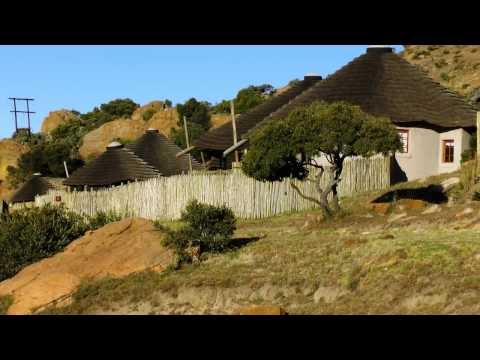 Golden Gate Highlands  National Park and Clarens - Orange Free State - South Africa