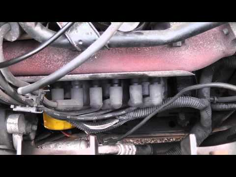 How to test for shorted fuel injectors (1987-1994 GM Cars)